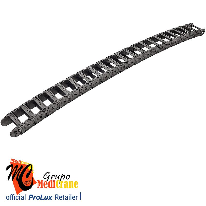 Cadena conductora PROLUX 25 x 20 mm (metro linear)